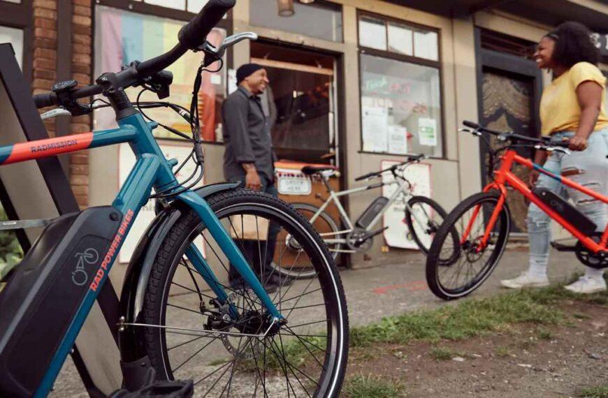 RadMission, la asequible bicicleta eléctrica de EE.UU. que quiere agitar el mercado