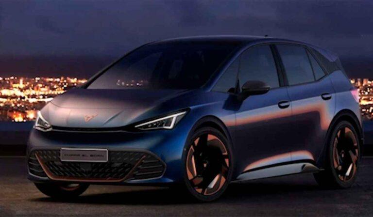 El deportivo eléctrico Cupra el-Born llega en 2021 con un alcance de 500 km.