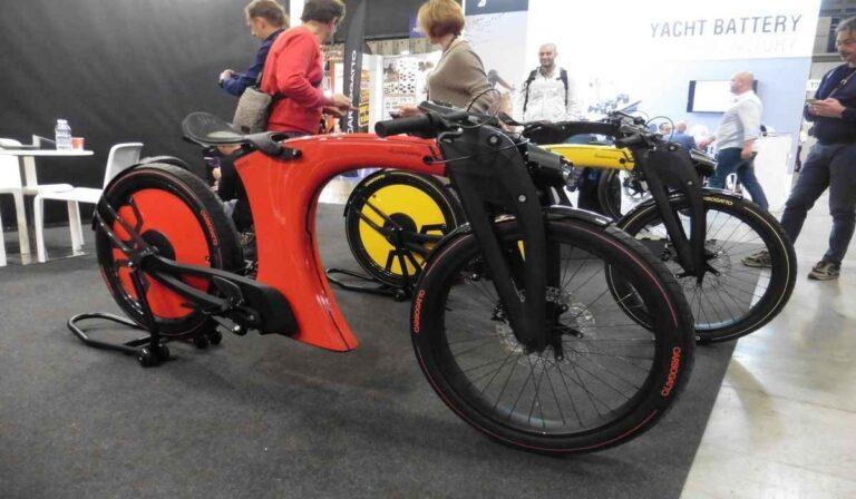 Esta bicicleta eléctrica Carbogatto H7 es un festín para los ojos…