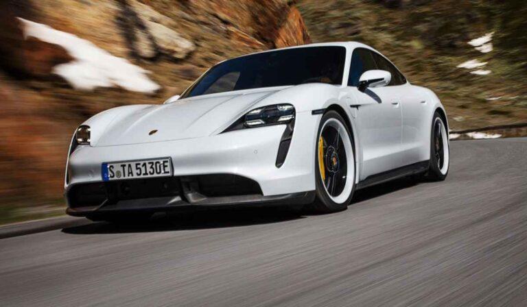 El Porsche Taycan Cross Turismo no tiene nada más que esconder…