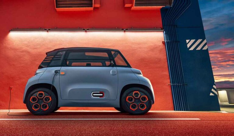 Citroën Ami: 100% eléctrico, muy asequible, no requiere licencia… Aquí está el 2 CV del siglo XXI