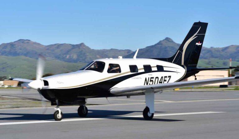 ZeroAvia depende de las células de combustible para el futuro de la aviación