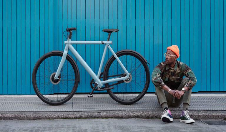 VanMoof S3 y X3, la bicicleta eléctrica conectada por menos de 2.000 euros que podría ser un éxito.