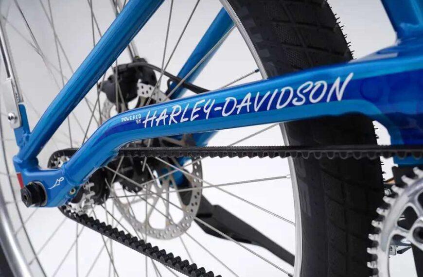 Harley está fabricando bicicletas eléctricas únicas y son geniales
