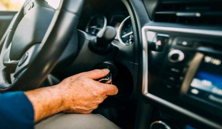 Cómo arrancar su coche de forma segura